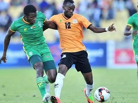 Redbull Salzburg players impress for Zambia in 2-0 win against Zimbabwe.(Opinion)