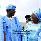 Meet the Children of the Former Governor of Lagos State, Babatunde Raji Fashola (PHOTOS)
