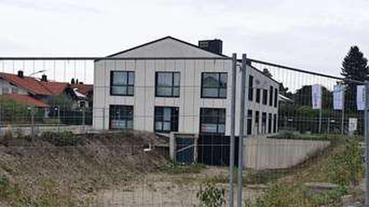 Neues Wohn- und Geschäftshaus an der Salzburger Straße in Waging am See