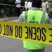 Man Stabs A Form Four Girl Over Love Affairs In Kitui