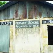 Brief History Of The First And Oldest Primary School In Nigeria.
