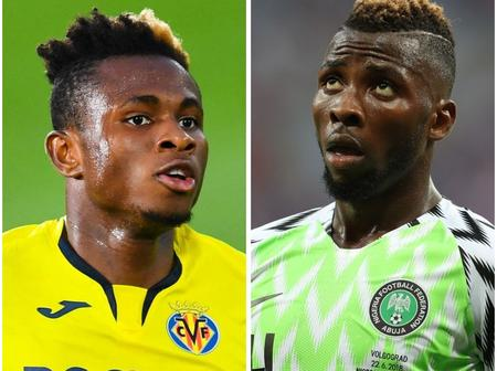 OPINION : Nigeria vs Lesotho, Super eagles possible starting lineup.