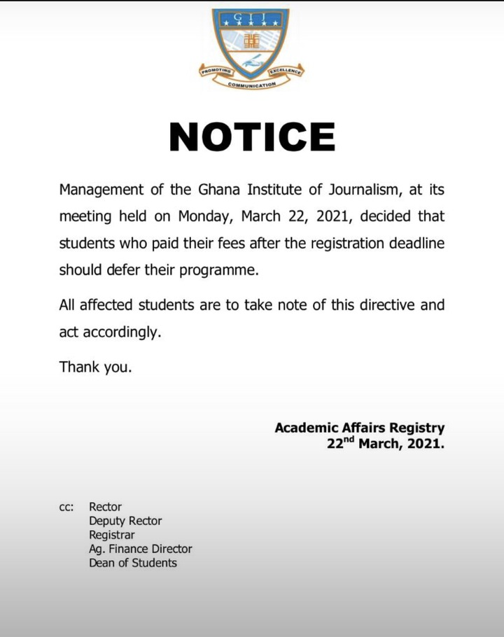 da2ca6634baa49d498c2e591d38cca92?quality=uhq&resize=720 - GIJ Student affected with Course Deferment Breaks Down in tears - You Have No Idea How I Got My School Fees