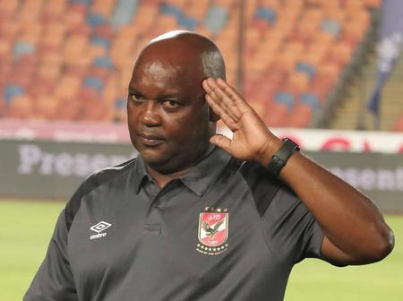 Can Pitso Mosimane Accept to Coach Egypt National team