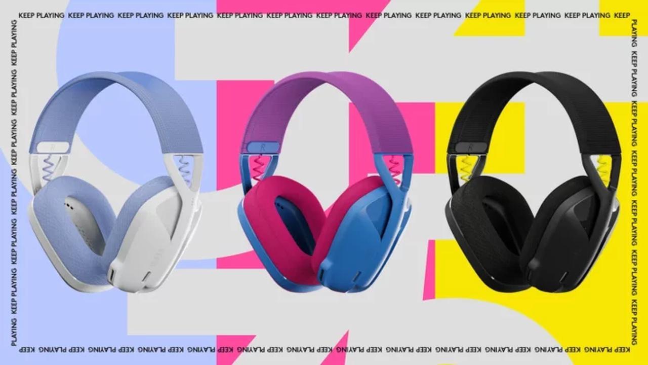 Logitech G435: Kabelloses Gaming-Headset für 79,99 Euro