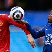 Chelsea Vs Man Utd: A Closer Look At These Photos May Convince You That Was A Clear Handball By Odoi