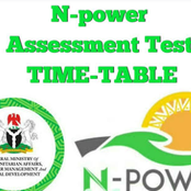 N-Power Test: Applicants Residing In Abuja And Lagos State Should Note The Following Information.