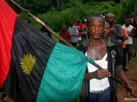 The Hoodlums Were Singing Biafra Songs, They Took Away Some Ammunition And Freed Their Members -Witness