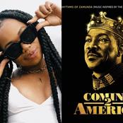 ShaSha got fans speechless after revealing how excited she is to be part of the new American movie.