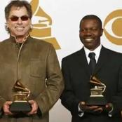 Four Nigerians Who You Didn't Know Have Won The Grammy Awards.