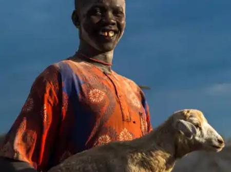 Meet The African Tribe Where Men Bathe With Cow Urine