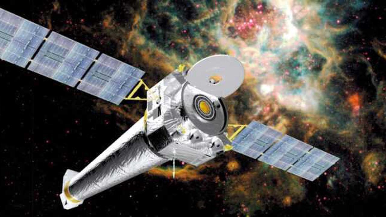 Chandra, l'observatoire à rayons X de la NASA, reprend ses activités