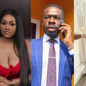 Davido's Lawyer, Bobo Ajudua Refuses To Comment On Davido & Chioma's Current Issue