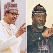 An Open Letter To Dino Melaye For Saying President Buhari Isn't With Us