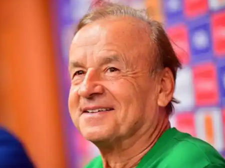 4 Former Nigerian Players Who Should Replace Gernot Rohr As Super Eagles Coach