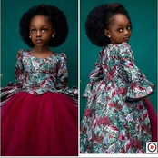 Fabulous Ankara styles for your kids to rock for any event.