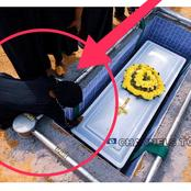 3 days after the Burial of NAF Officers, Check out 3 things that were observed during the Burial