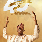See The Beautiful Pictures That Pastor Adeboye Posted To Celebrate 40-years As General Overseer