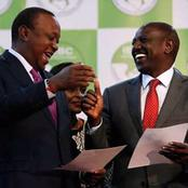 """""""We Spent Sleepless Night Campaigning For Uhuru,"""" MP Fires Back at Political Critics"""