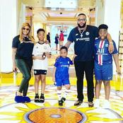 Married With Three Kids, See Four Interesting Facts You May Never Have Heard About E-Money