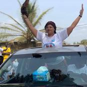 En attendant les résultats, Amira lobognon envoie un message émouvant aux parents de son mari détenu
