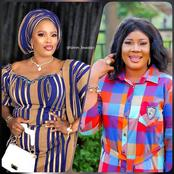 Actress celebrates her two friends on their birthday