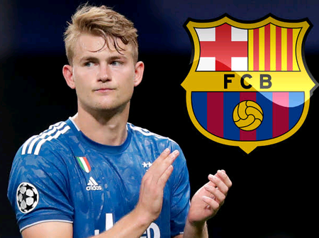Juve defender Wants to move to Barca after realizing he made a mistake by not joining Barca in 2019
