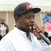 Popular Kikuyu artist Salim is dead.