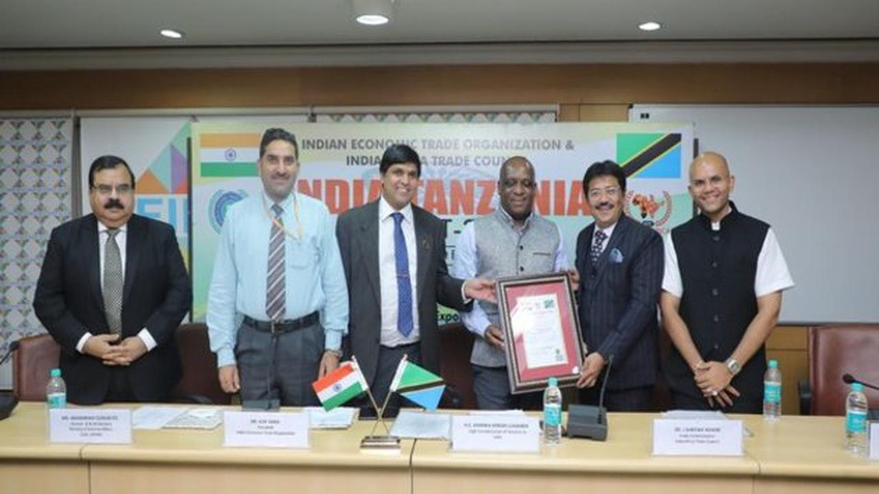 Indian Business Delegation to Tanzania announced