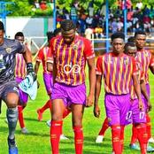 Hearts of Oak is on the verge of collapsing our team from progressing to the top