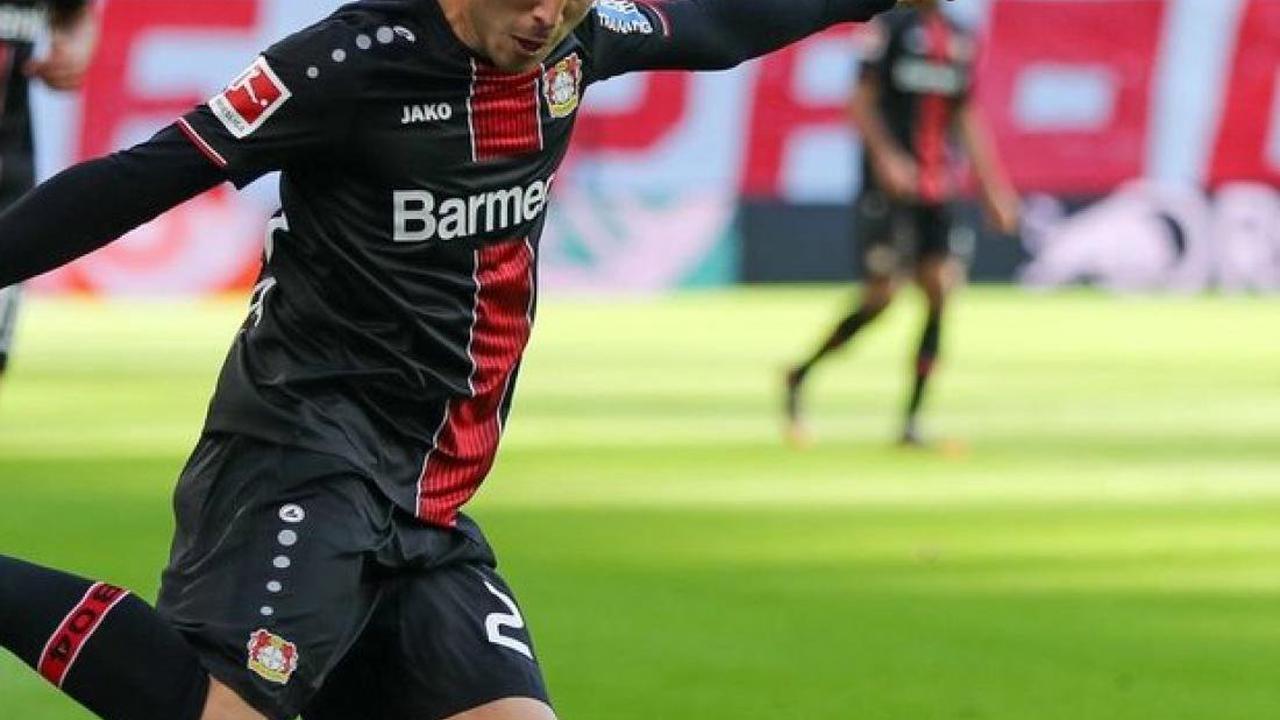 Bundesliga: Leverkusen in Stuttgart ohne verletzten Palacios