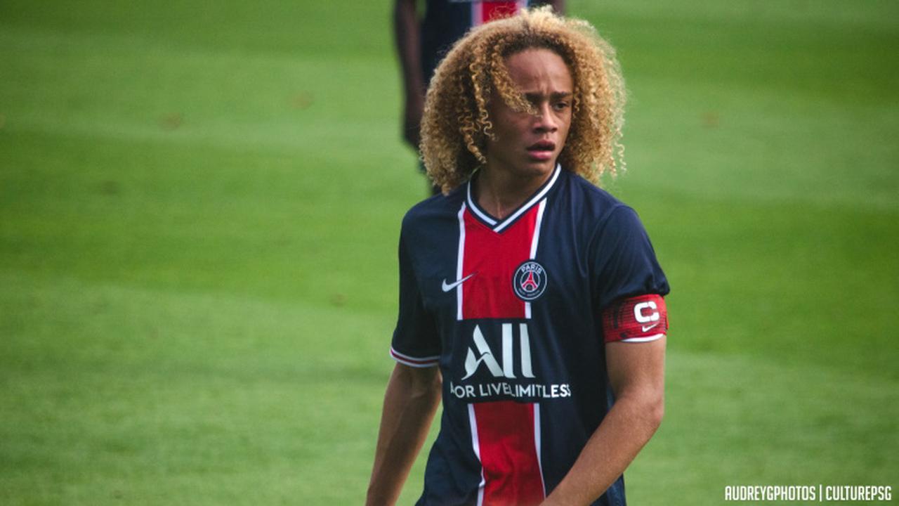 23 joueurs dans le groupe pour Lorient/PSG, des jeunes de retour
