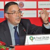 الرجل المغربي القوى في الاتحاد الإفريقي وسبب تأجيل مباراة الزمالك