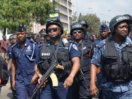 N/R: Police Officer Lands Himself in Trouble at Yendi