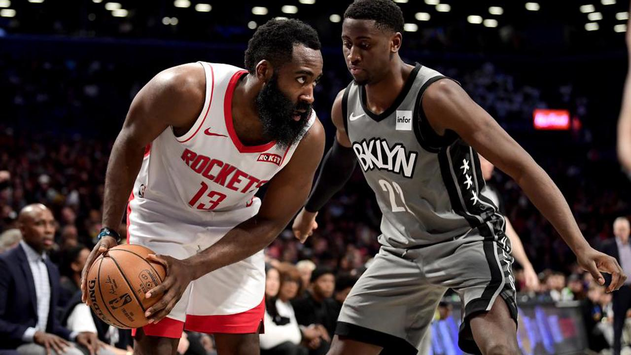 How Spencer Dinwiddie's Injury Affects James Harden's Trade Market