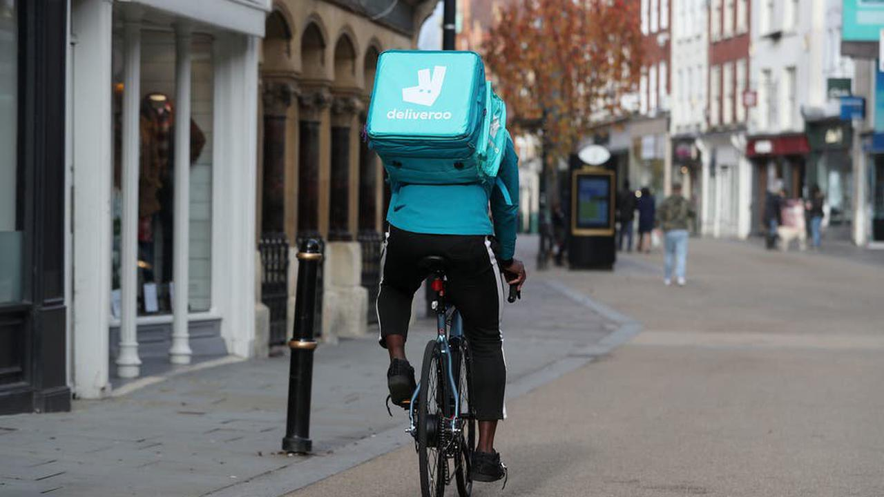 Deliveroo shares leap as it upgrades sales targets