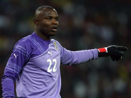 INTERESTING: Richard Kingston Declare Himself As The Best Goalkeeper Ghana.