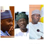 Saraki and three other politicians that could unite to defeat APC in Kwara state