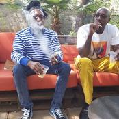 Bien of Sauti Sol Excites Kenyans Online After Posting This Photo on Bensol's Birthday