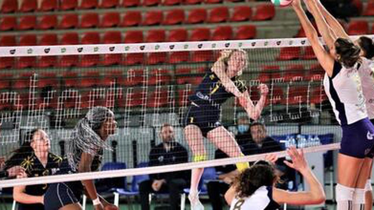 Volley-ball. Ligue AF : les Nantaises peuvent nourrir des regrets