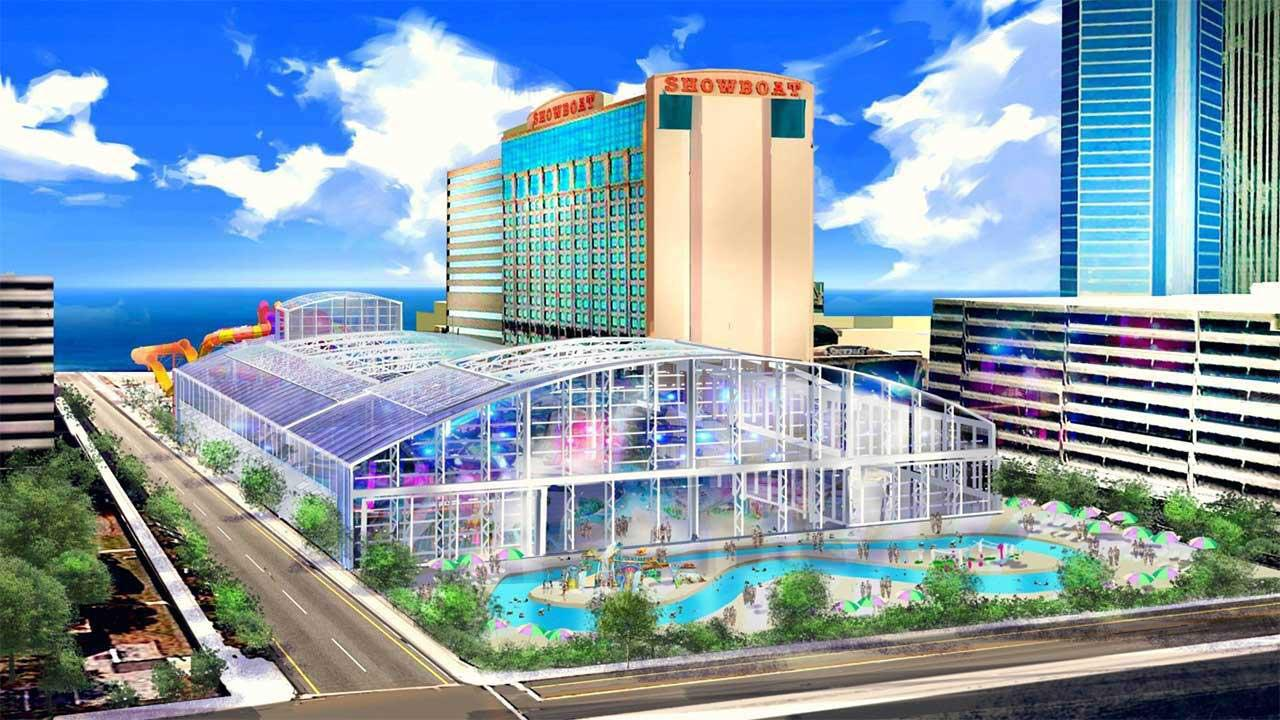 Showboat's $100 Million Waterpark Approved in Atlantic City