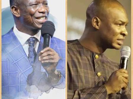 Check Out What Bishop Wale Oke Said About Apostle Joshua Selman