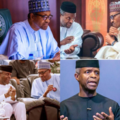 Buhari Releases Strong Statement About Osinbajo On His Birthday, See What He Said About Him