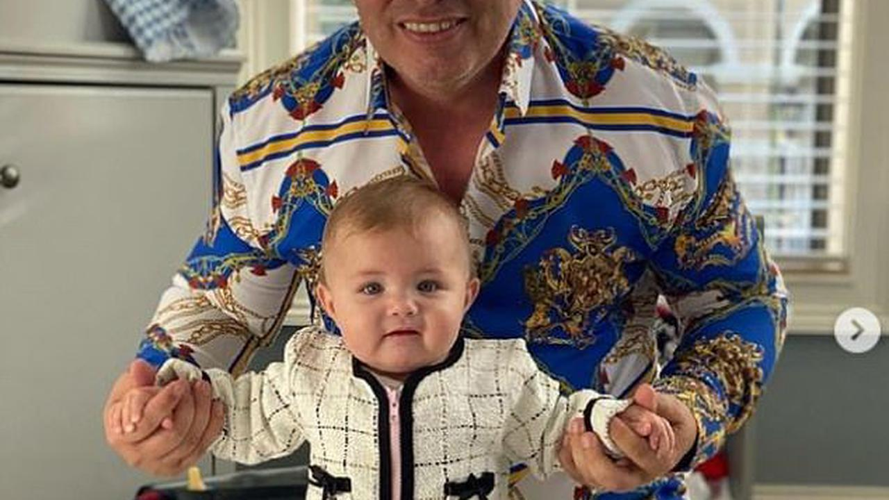 'Britain's first gay dad' Barrie Drewitt-Barlow says his children can spend as much as they want and he'll foot the bill - and reveals he gave daughter Saffron a £500,000 ring owned by Wallis Simpson when she was a baby