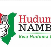 If You Receive A Massage From Huduma Kenya Without The Following Details, It Is Fake