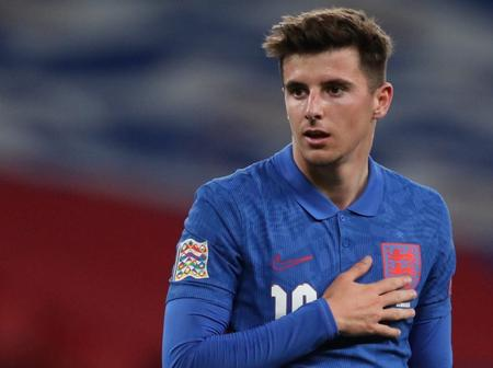 Mason Mount breaks Frank Lampard's national team record