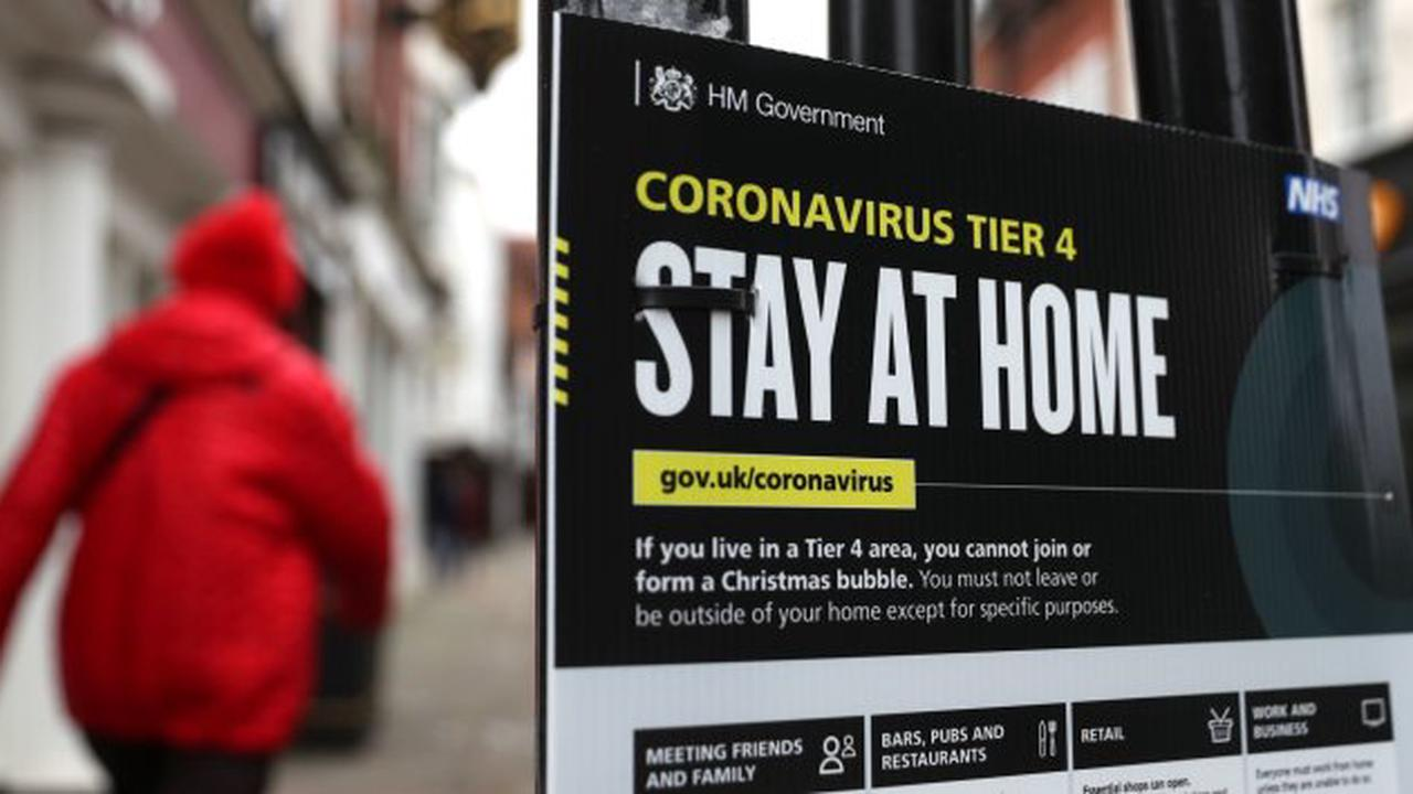 "New National Coronavirus Restrictions Are Needed To ""Prevent a Catastrophe', Sage Advisor Warns"
