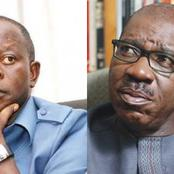Has Governor Godwin Obaseki Finally Sent Adams Oshiomole To An Unplanned Political Retirement?
