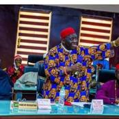Igbo are not at war with Nigeria declares president of Ohanaeze Ndigbo