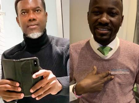 Reno Omokri Celebrates Apostle Suleman at 50 Years, Calls Him a Man of God After His Heart